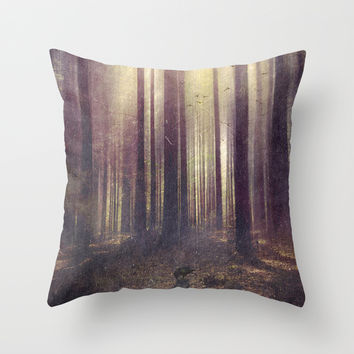 This isn´t yours Throw Pillow by HappyMelvin