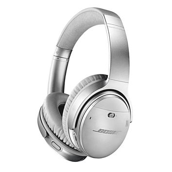 Bose QuietComfort II 35 QC35 Noise Cancelling wireless Headphones Black/Silver