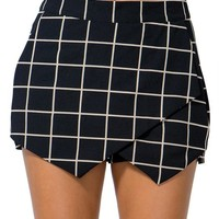 Window Wrap Skort