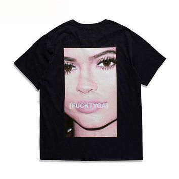 Kylie Kendall Kuso Funny T shirt Men Kylier Avater Printed Short Sleeve Tee shirts Hip hop Streetwear Crossfit Oversized Tee 3XL