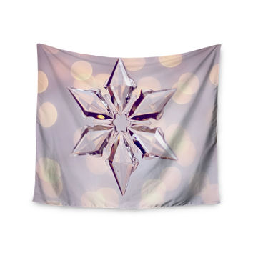 "Sylvia Cook ""Starbright"" Holiday Wall Tapestry"