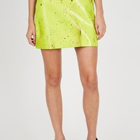 Opening Ceremony Banana Print A-Line Mini Skirt - WOMEN - JUST IN - Opening Ceremony