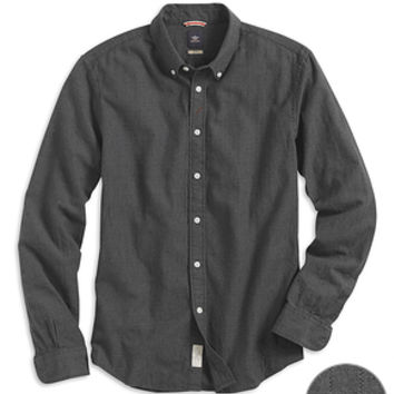 Dockers Chambray Shirt, Hybrid - Burma Grey - Men's
