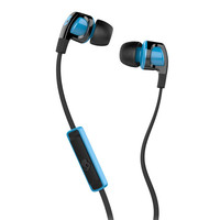 Skullcandy Smokin' Buds Earbuds Black/Blue One Size For Men 22818318401