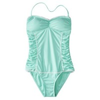 Junior's 1-Piece Swimdress -Assorted Colors