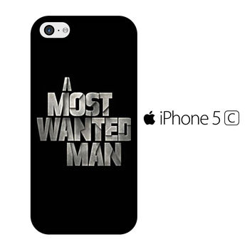 A Most Wanted Man iPhone 5C Case