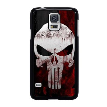 THE PUNISHER SKULL Samsung Galaxy S5 Case Cover