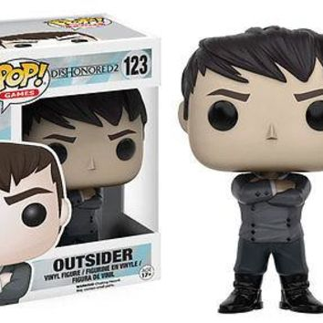 Funko Pop Games: Dishonored 2 - Outsider Vinyl Figure