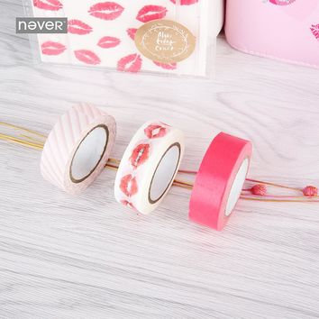 Sweet Love Washi Tape Set
