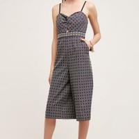 Elevenses Remy Jumpsuit in Navy Size: