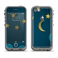 The Paper Stars and Moon Apple iPhone 5c LifeProof Fre Case Skin Set