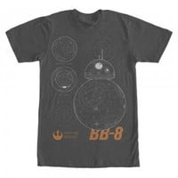 Star Wars BB-8 Droid TShirt