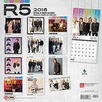 R5 2016 Calendar (Multilingual Edition)