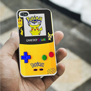 Gameboy Color Pokemon iPhone 5C case,iPhone 5S case,iphone 5 case,iphone 4 case,iphone 4S  case,Samsung s3 case,samsung s4 case