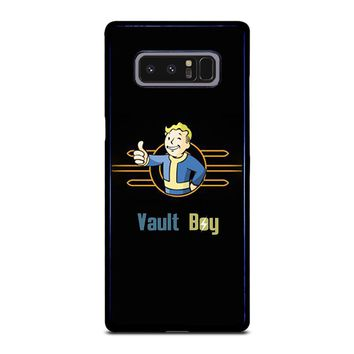 FALLOUT VAULT BOY THUMBS UP Samsung Galaxy Note 8 Case