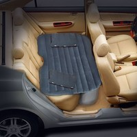 OnlyTM Car Mobile Cushion Air Bed Bedroom Inflation Travel Thicker Mattress Back Seat Extended Mattress