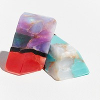 T.S. Pink Raw Gem Soap Rock Bar Soap | Urban Outfitters