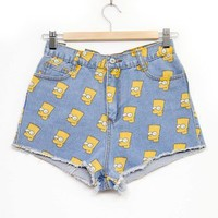EAT MY SHORTS  - Raddical.com