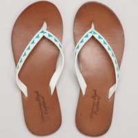 AEO Embossed Flip-Flop | American Eagle Outfitters