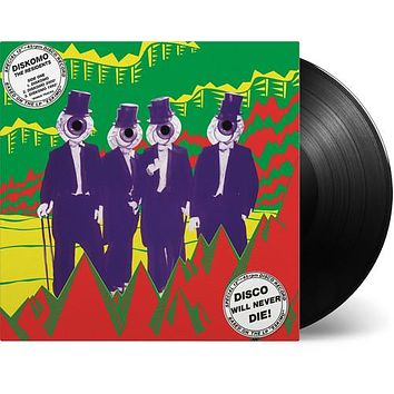 The Residents - Diskomo /  Goosebump Ep - (Extended Play, Limited Edition, Blue, 180 Gram Vinyl) (Vinyl)