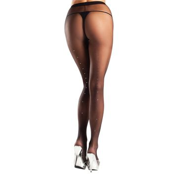 Be Wicked BW637 Sheer pantyhose Also in Plus size