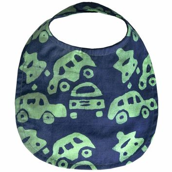 Fair Trade Batik Car Bib