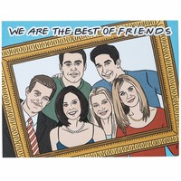 We are the Best of Friends Birthday Card