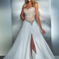 MacDuggal 81838M Dress at Peaches Boutique
