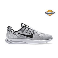 The Nike LunarGlide 8 Men's Running Shoe.