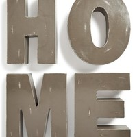 Foreside 'Home' Decorative Metal Letters