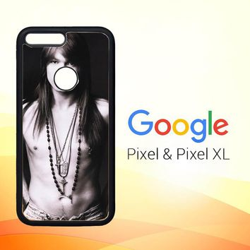 Axl Rose Guns and Roses wallpaper Y0566 Google Pixel Case