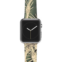 "Angie Turner ""Cactus"" Plant Apple Watch Strap"