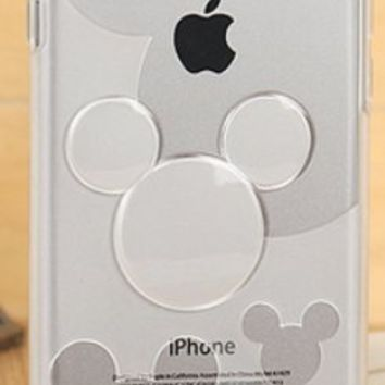 Vigend® Mickey mouse iphone 6 case iphone6 case 4.7' 04883 transparent