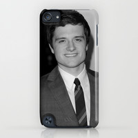 Josh Hutcherson iPhone & iPod Case by Kezia Doyle