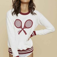 Camp Collection & UO Tennis Rackets Top