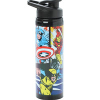 Marvel Comics Stainless Steel Water Bottle