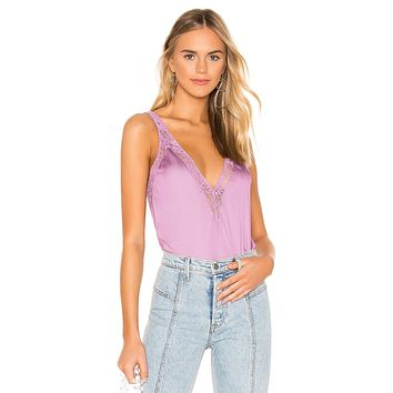 Free People In My Head Cami Pink