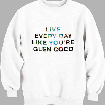Glen Coco Galaxy Sweater for Mens Sweater and Womens Sweater *