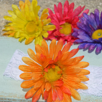 Simply Spring Lace Headbands-