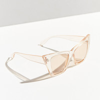 Cash Oversized Cat-Eye Sunglasses | Urban Outfitters