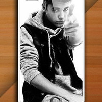 Personalized justin Bieber Photo  for Phone 4 iphone 4s Print iphone hard case for iphone 4, iphone 4S-plastic cover