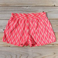 Sand Dancer Shorts in Pink