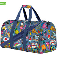 iScream Patches Duffle Bag