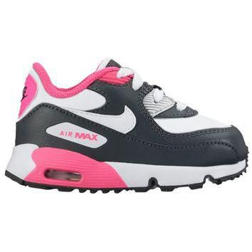 Nike Air Max 90 - Girls  Toddler at Kids Foot Locker 9123252d7