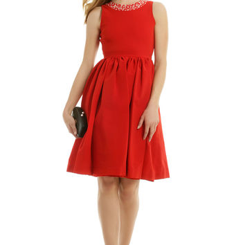 Preen Blair Rouge Dress