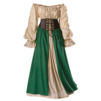 Tavern Wench Ensemble - Women's Clothing & Symbolic Jewelry – Sexy, Fantasy, Romantic Fashions