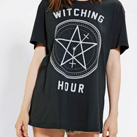 Feather Hearts Witching Hour Tee