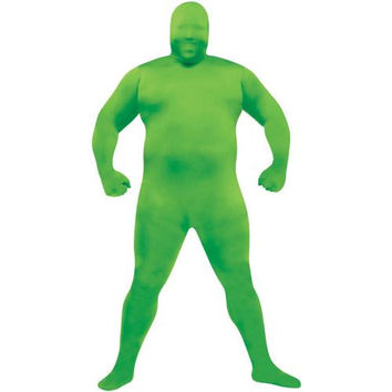 Costume Morphsuit: Adult Skin Suit (FW-65) | Green