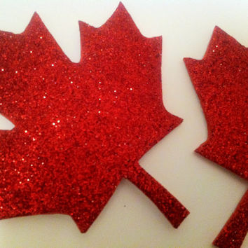Rave wear Maple leaf pasties