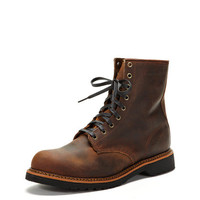Conrad Boots by Broken Homme at Gilt
